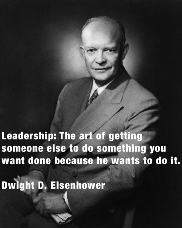 Leadership Lessons from Eisenhower