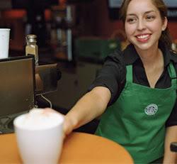 StarbucksBaristaEmployee
