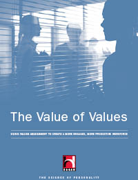Value of Values