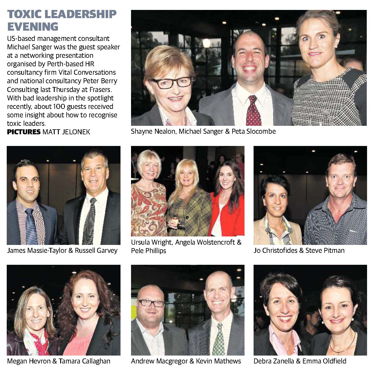 toxic eladership How toxic followers enable toxic leaders the crisis at the famed megachurch mars hill church has led to steep declines in attendance and revenues and sudden layoffs and closures it came as a result of the reckless leadership style of its leader, mark driscoll (chronicled well in a recent piece by seattle times reporter craig.